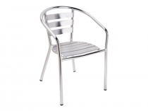 Aluminium Stacking Chair